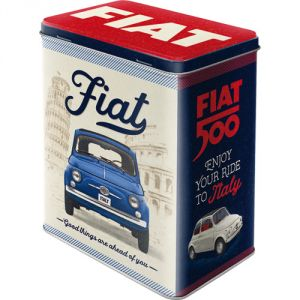 30152 Fiat 500 - Good Things Are Ahead Of You