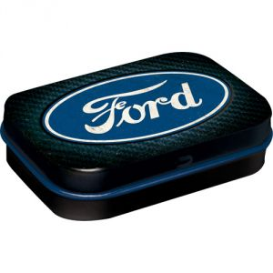 81417 Ford - Logo Blue Shine