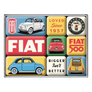 83121 Fiat 500 - Loved Since 1957