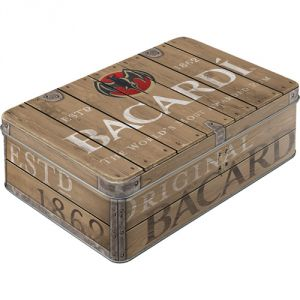 30755 Bacardi - Wood Barrel Logo
