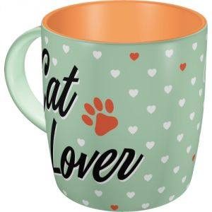 Tazza in ceramica Cat Lover