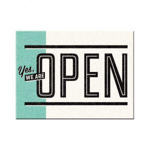 Magnete Open