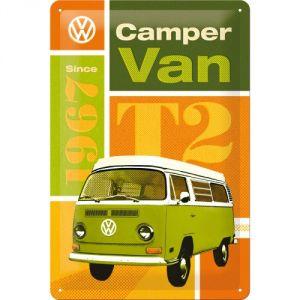 Cartello Volkswagen Van