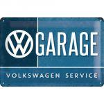 Cartello Volkswagen Garage