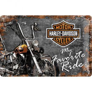 22174 Harley Davidson - My Favorite Ride