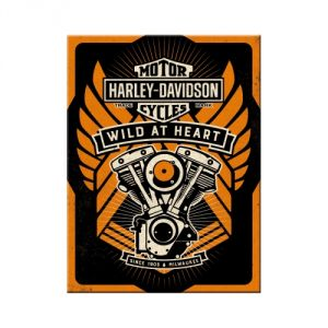 14347 Harley Davidson Wild at Heart