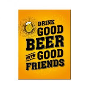 Magnete Drink Good Beer