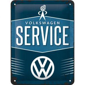 Cartello Volkswagen Service
