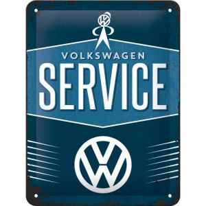 Cartello Wolkswagen Service