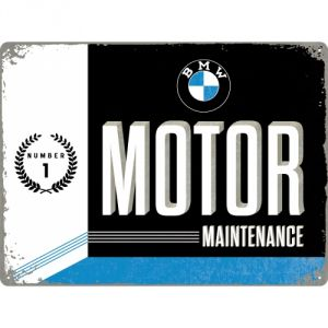 Cartello BMW Motor