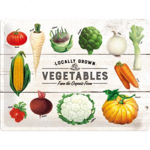Cartello Vegetables