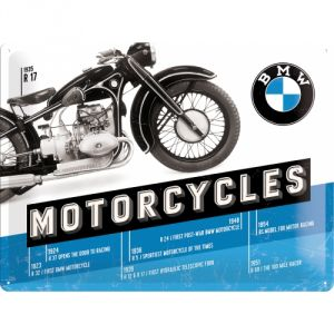 23203 BMW Motorcycles History