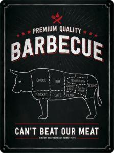 Cartello Barbecue