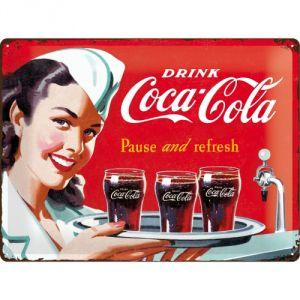 23192 Coca Cola - Waitress