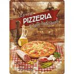 Cartello Pizzeria