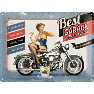 Cartello Best Garage