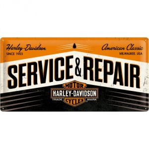 27002 Harley Davidson - Service & Repair