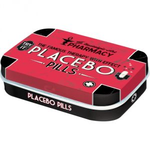 81257 Placebo Pills