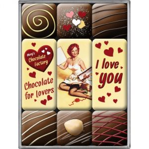Chocolate for lovers
