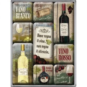 83057 Vino Bianco - Vino Rosso