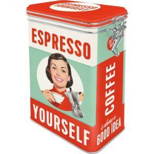 31104 Espresso Yourself - Coffee is Always a Good Idea