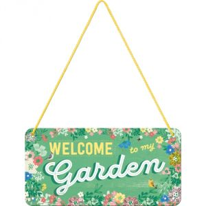 28008 Welcome to my garden