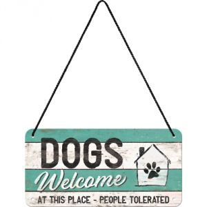 28015 Dogs Welcome