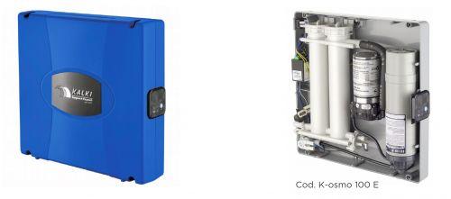 Potabilizzatore ad osmosi inversa K-Osmo 100 E modello 5 da 100 l/h