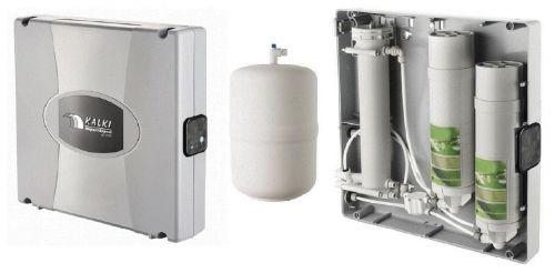 Potabilizzatore ad osmosi inversa con ultrafiltrazione K-Osmo 100 modello 6  da 100 l/h