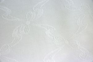 Tessuto damasco per tovaglie da tavola Nodo d'amore
