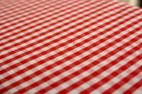 Tessuto per tovaglia da tavola a quadri Adige e Kenia 180