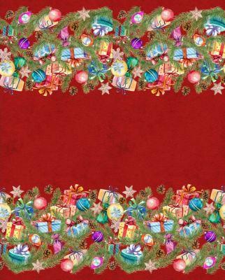 Tovaglia Fantasia Natale