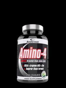 ANDERSON AMINO 4 200 CPR..