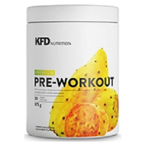 KFD NUTRITION PRE WORKOUT 375GR ARANCIA