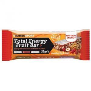 NAMED TOTAL ENERGY FRUIT BAR