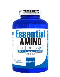 YAMAMOTO ESSENTIAL AMINO 240 TABLETS