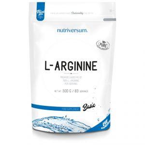NUTRIVERSUM L-ARGININE busta 500g..