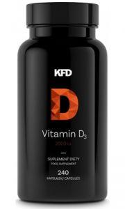 KFD VITAMINA D3 240CPS