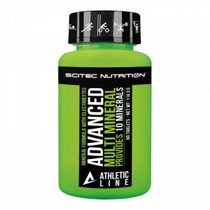 SCITEC ADVANCED MULTI MINERAL 60CPS