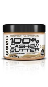 SCITEC 100% CASHEW BUTTER SMOOTH 500gr