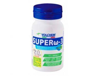 VOLCHEM SUPER W-3 OMEGA3 100CPS
