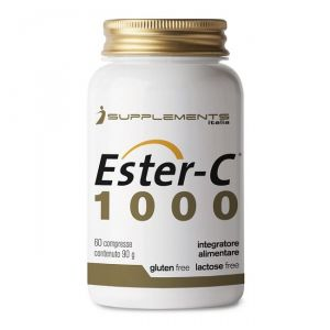 I SUPPLEMENTS ESTER-C 60cps