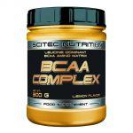 SCITEC BCAA COMPLEX LIMONE 300g