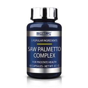 SCITEC SAW PALMETTO COMPLEX 60cps