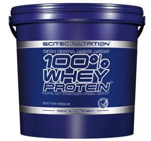 SCITEC 100% WHEY PROTEIN 5kg