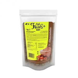 4+ OAT FLAKES + BABY 1kg