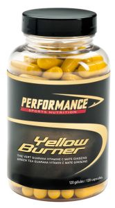 PERFORMANCE YELLOW BURNER 120CPS..