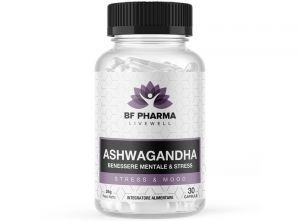 BF PHARMA ASHWAGANDHA - 30 cps
