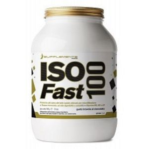I SUPPLEMENTS ISO FAST 100 BROWNIE CIOCCOL.