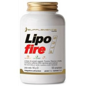 I SUPPLEMENTS LIPO FIRE 180 CP